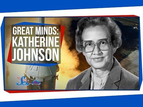 Great Minds: Katherine Johnson, Human Computer