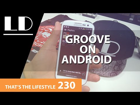 Groove on Android | TTL 230