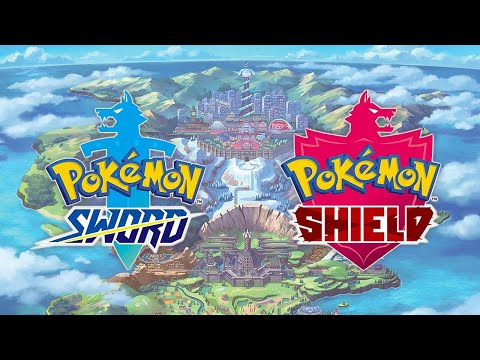 New Pokémon Teased on 'Sword' and 'Shield' Website