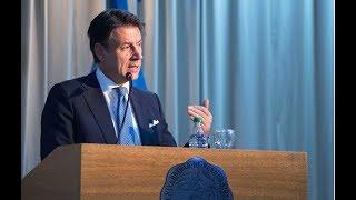 Lectio Magistralis del Presidente Conte all'Università di Buenos Aires