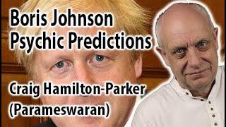 Boris Johnson Psychic Predictions - The new Nostradamus.
