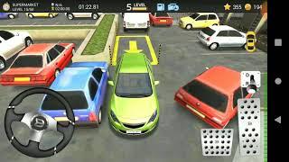 Car Parking Game 3D Level SUPERMARKET 15 - 18 (SYMSTUDIO GAMES)