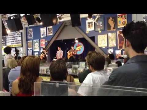Daughter-Landfill Live at Amoeba Hollywood May 22, 2013