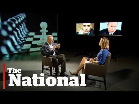 Garry Kasparov Interview