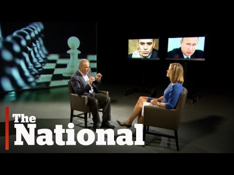 Garry Kasparov Interview - YouTube