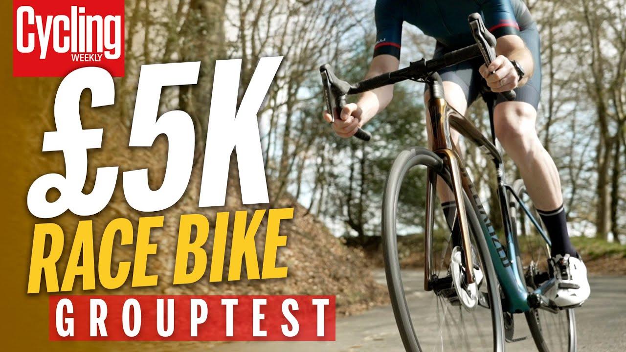 Giant vs Scott vs Specialized vs BMC | Best Race Bike Grouptest | Cycling Weekly