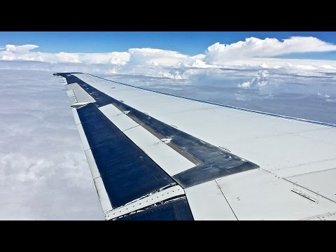 American Airlines – McDonnell Douglas MD-83 – DFW-PIT – Takeoff and Landing – Inflight Series Ep. 77