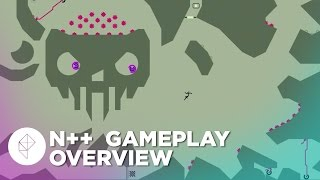 Exploring the 2,360 Levels of N++ —Gameplay Overview