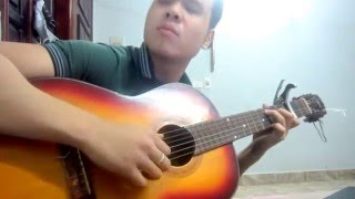 [Guitar Solo] SHE WILL BE LOVED (Maroon 5) - Fingerstyle Guitar cover ★Tú Hoàng Guitar★
