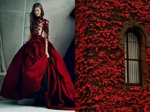 Nature Inspired Wonderful Dresses