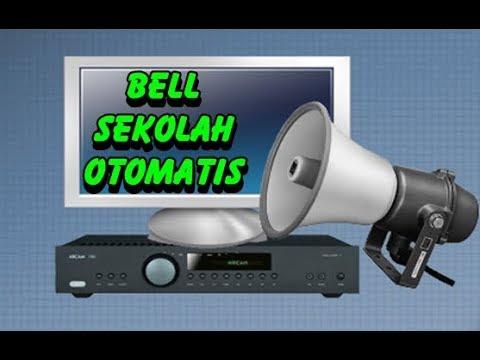 Tutorial Dan LINK Download Aplikasi BELL SEKOLAH OTOMATIS