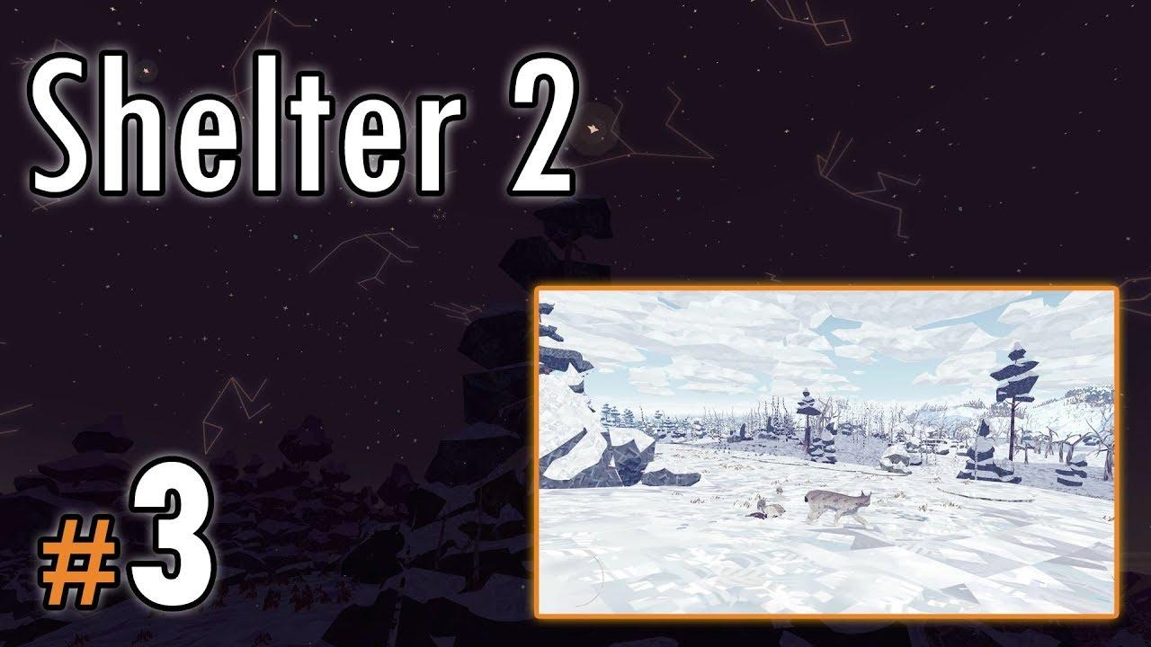 """Let's Play: Shelter II odc. 3 – """"Zimowe białe króliki"""""""