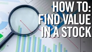 Find a Quick ways to Value a Stock