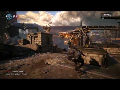 Dubs W/ Crowley Strife | Gears Of War4