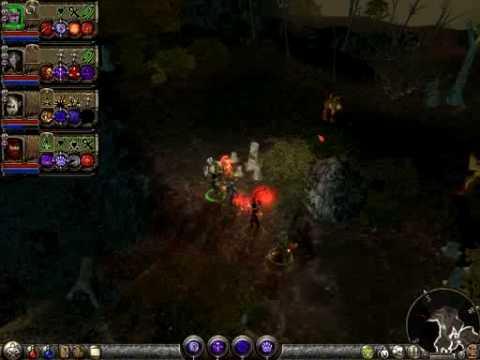 Dungeon Siege 2 - Broken World Demo Walkthrough