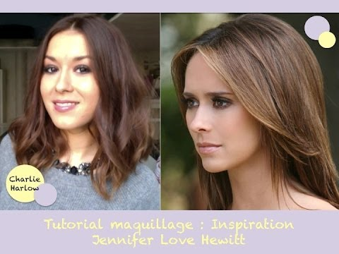 Tutorial maquillage : Inspiration make up Jennifer Love ...