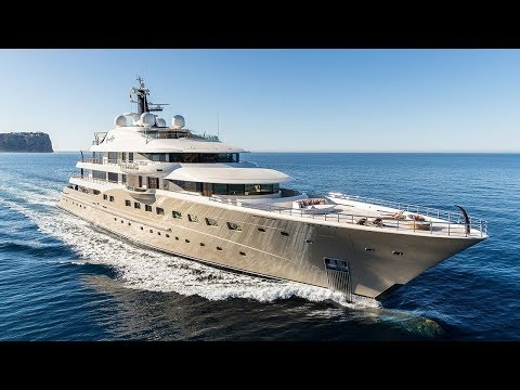HERE COMES THE SUN superyacht