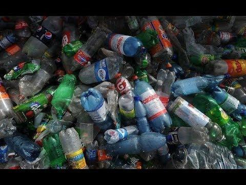Los graves efectos secundarios que tiene el plástico en el medioambiente - CHV NOTICIAS