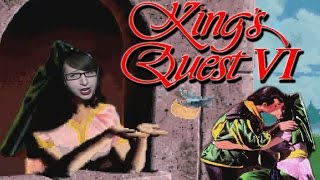 King's Quest VI - ♥ Girl in the TOWEEER...♥