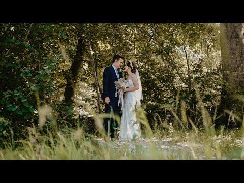 Wedding Film // Cissbury Barns // West Sussex Wedding Videography