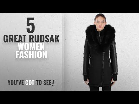 c2a456640 Rudsak Women Fashion [2018 Best Sellers]: RUDSAK Women's Grace Down ...