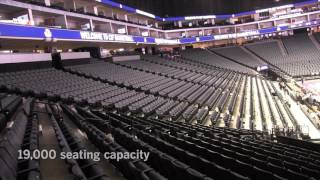 A tour of the Golden 1 Center