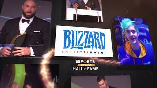 Blizzard - 2018 Hall Of Fame