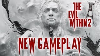 The Evil Within 2 - NEW Early Gameplay (PC) | DanQ8000