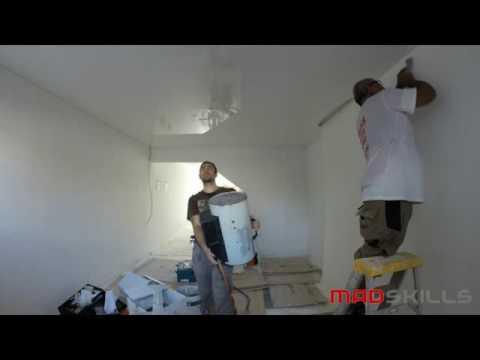 MadSkills : Stretch Ceiling Installation