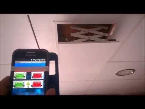 Soporte motorizado para proyectores con bluetooth youtube - Soportes para proyectores ...