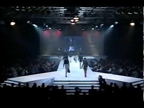 Défilé de Mode - Signature 1997 Fashion Show -- Collège LaSalle Montréal