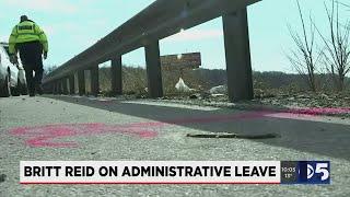 Britt Reid Placed On Administrative Leave
