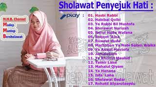 Gambar cover NISSA SABYAN - YA HABIBAL QOLBI FULL ALBUM 2018