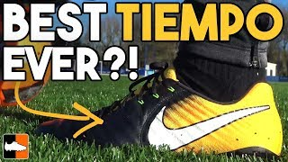 FOOTBALL BOOTS | Nike's Best Ever Leather Boot?! Tiempo Legend 7 Review