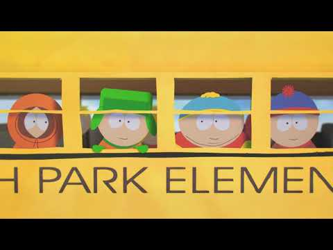 """South Park"" Season 17 Intro"