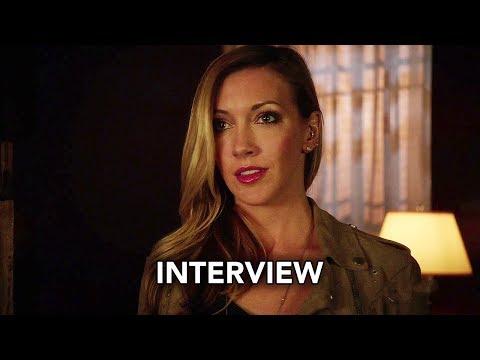"Arrow Season 6 ""Katie Cassidy"" Interview (HD)"