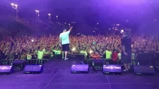 Szpaku - Kontrola Jakości  (live Hip Hop Festival Poznań - 17.08.2018)
