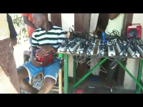 Solévolt Haiti - post Hurricane Matthew