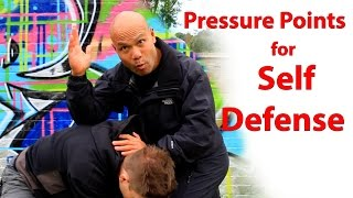 Pressure Points for Self Defense