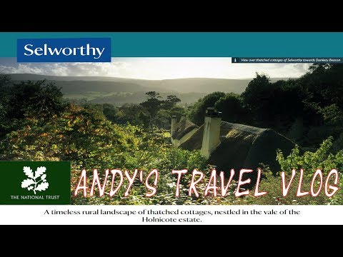 Andy's National Trust Travel Blogs: Selworthy Village