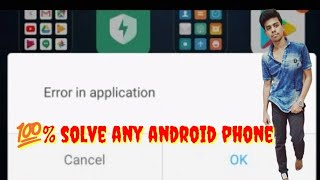 Error in application/Airtel problems service/part 2 by Technical Danish
