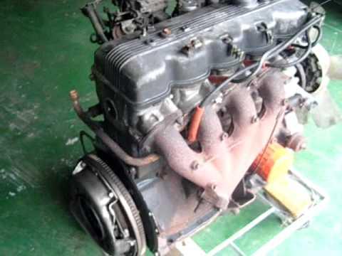 4g52 engine from a mitsubishi celeste 1977 youtube rh youtube com 4G52 Mitsubishi Rebuilt Engine 4G52 Mitsubishi Rebuilt Engine