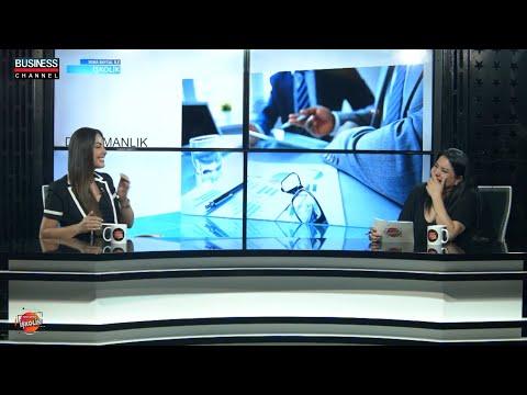 'SEMA BAYSAL ile İŞKOLİK' PROGRAMINA KONUK OLDUM 💙 l Business Channel Türk TV