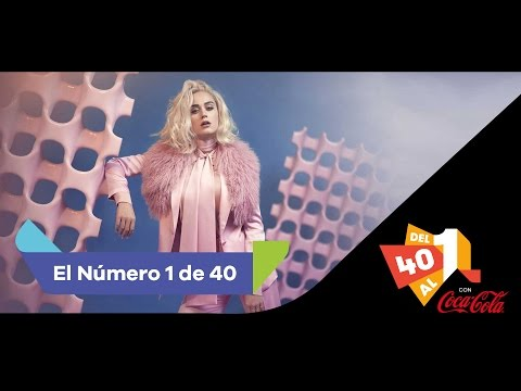 Katy Perry feat Skip Marley CHAINED TO THE RHYTHM — Nº 1 de LOS40 1 de abril 2017