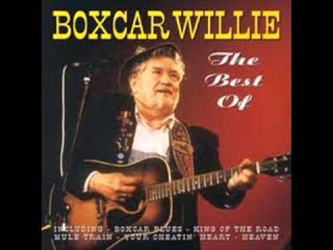 Boxcar Willie -  Truck Drivin' Man