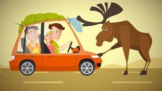 Автомобіль або електричка