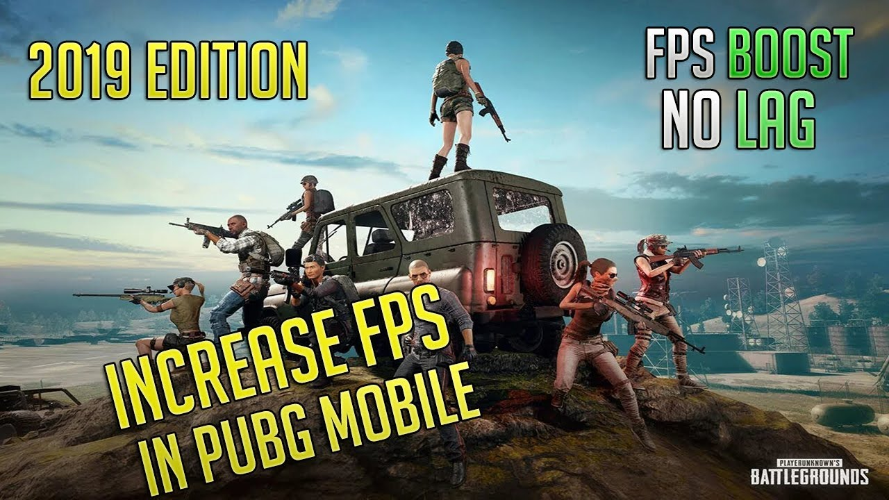 Increase Fps In Pubg Mobile And Fix The Lag: Increase FPS In PUBG Mobile Emulator 2019