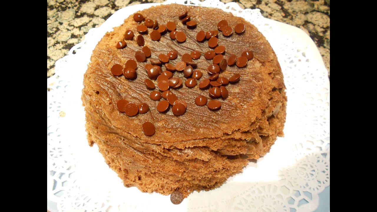 como hacer un bizcocho de chocolate f cil y r pido 9