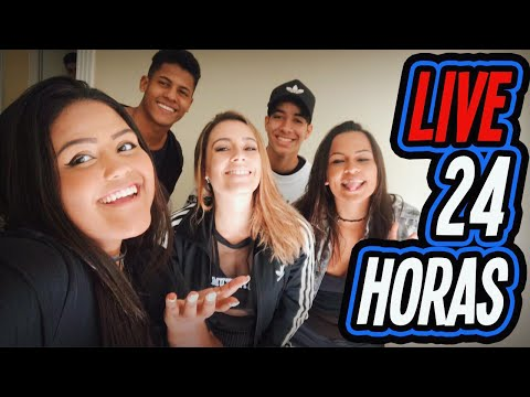 LIVE - 24 HORAS !!!