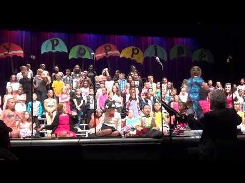 """Silver Run Elementary School Play """"Mary Poppins"""" PART 2 of 3"""
